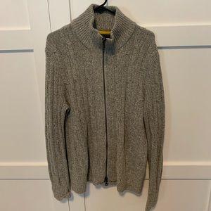 Nice sweater jacket